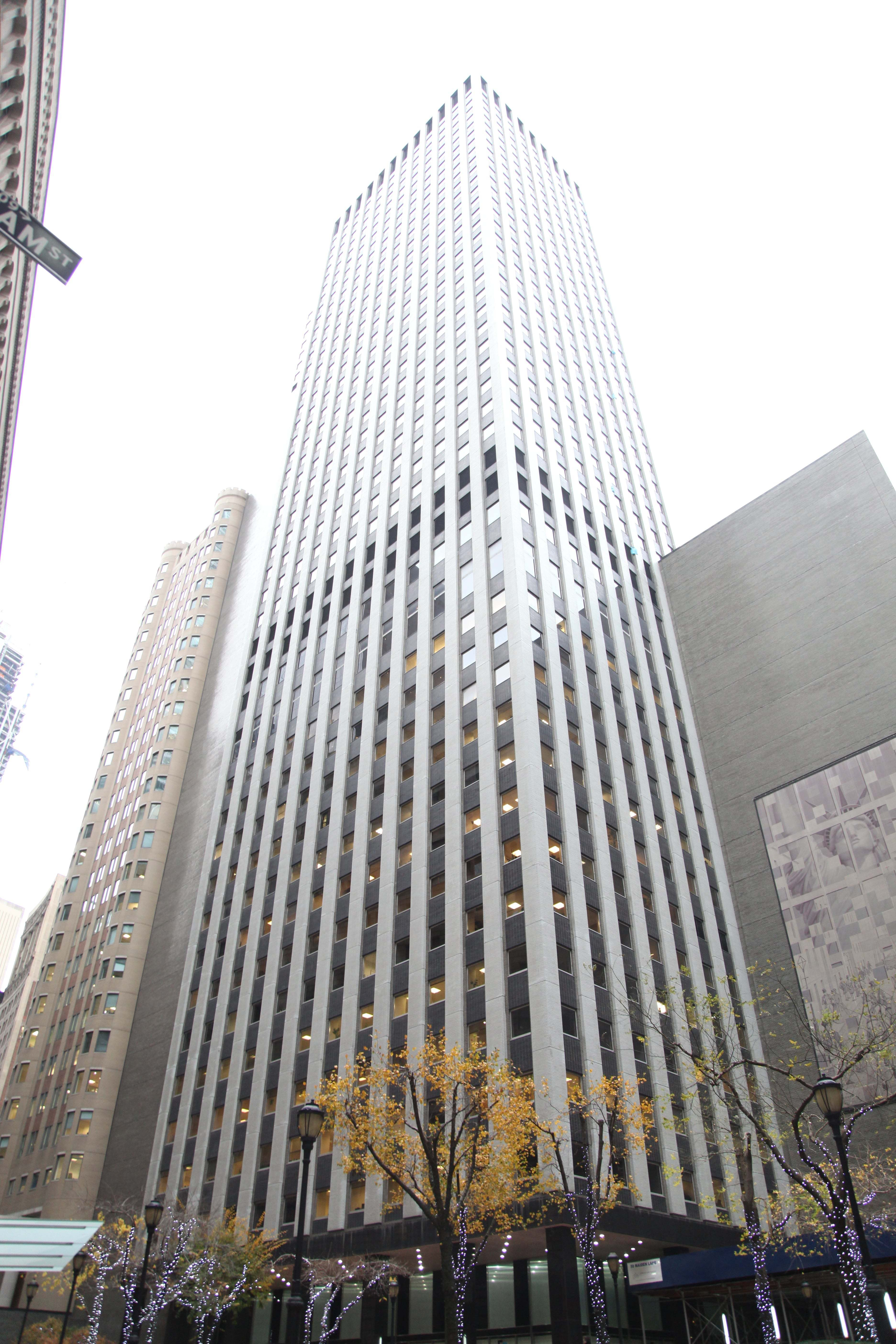 59 Maiden Lane, Financial District, New York, NY 10038 | SquareFoot