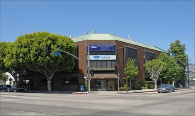 Building with office space for rent at 2990 South Sepulveda Boulevard, Los Angeles, CA